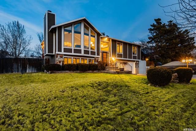 1381 E Ridgemark Dr, Sandy, UT 84092 (#1724503) :: Utah Dream Properties