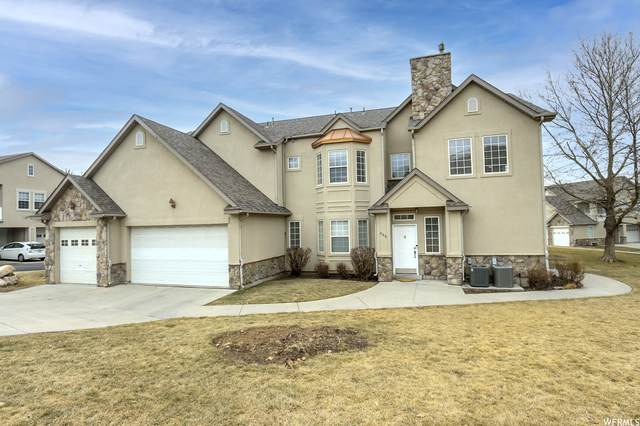 966 S Courtyard Lane E, Centerville, UT 84014 (#1724504) :: Red Sign Team