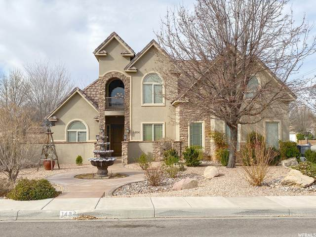 1484 S 535 E, Washington, UT 84780 (#1724518) :: Belknap Team