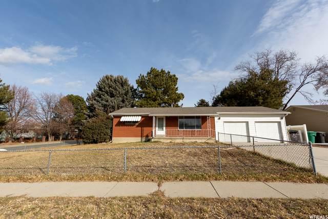 6797 S 75 W, Salt Lake City, UT 84107 (#1724535) :: Livingstone Brokers