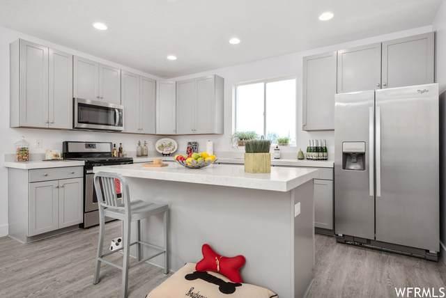 3902 W Pilton Ct #301, Salt Lake City, UT 84129 (MLS #1724537) :: Lawson Real Estate Team - Engel & Völkers