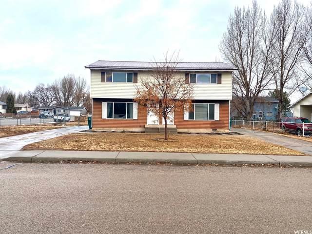848 W 400 S, Vernal, UT 84078 (#1724538) :: Big Key Real Estate
