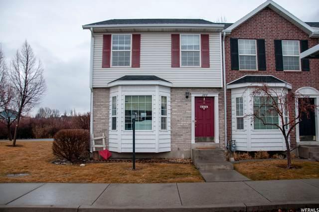 366 N Spring Creek Pkwy, Providence, UT 84332 (MLS #1724540) :: Lawson Real Estate Team - Engel & Völkers
