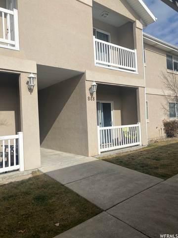 848 E 3950 S B, Salt Lake City, UT 84107 (#1724556) :: Big Key Real Estate