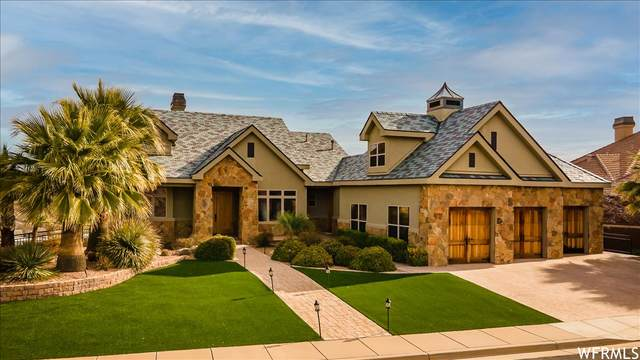 42 N Lion's Head Cir W, Washington, UT 84780 (#1724564) :: Black Diamond Realty