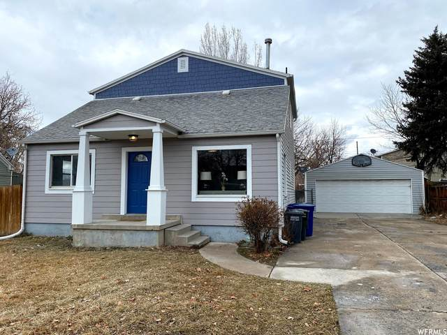839 E Claybourne Ave, Salt Lake City, UT 84106 (#1724570) :: Livingstone Brokers