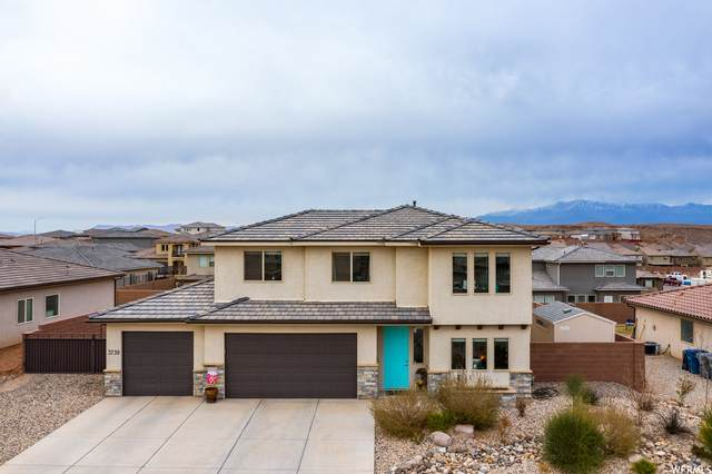 3739 E Shooting Star Ln, St. George, UT 84790 (#1724575) :: Red Sign Team