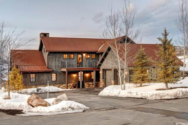 2989 Trading Post, Park City, UT 84098 (#1724590) :: Bustos Real Estate | Keller Williams Utah Realtors