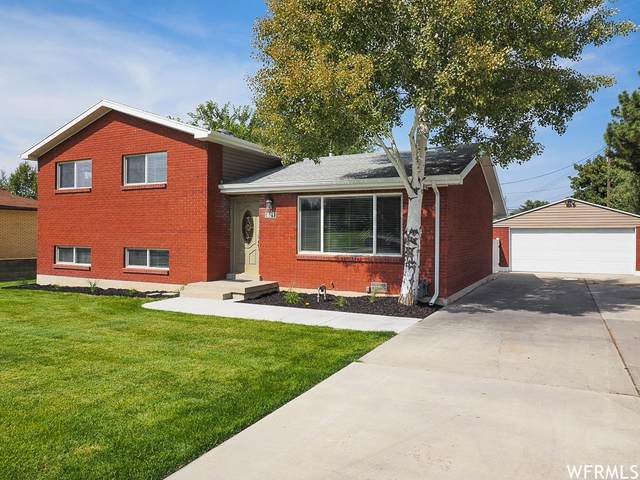 671 E Greenwood Ave S, Midvale, UT 84047 (MLS #1724607) :: Lawson Real Estate Team - Engel & Völkers