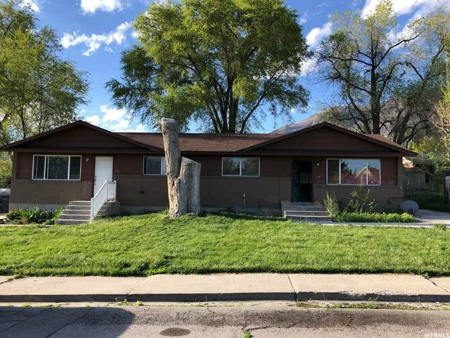 633 E 150 S, Pleasant Grove, UT 84062 (#1724620) :: Red Sign Team