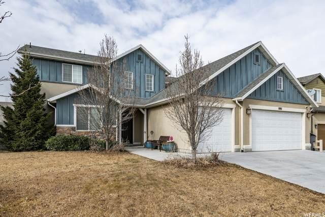 1081 N Danby Dr, North Salt Lake, UT 84054 (#1724643) :: Utah Best Real Estate Team | Century 21 Everest