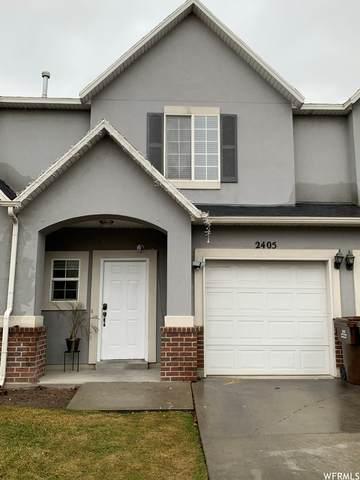 2405 S Red Bur Ct W, West Valley City, UT 84119 (MLS #1724650) :: Lawson Real Estate Team - Engel & Völkers
