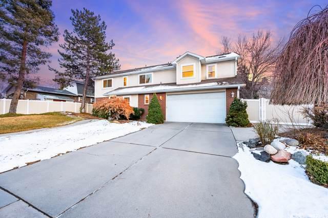 2374 E Snow Mountain Dr S, Sandy, UT 84093 (#1724663) :: Utah Dream Properties