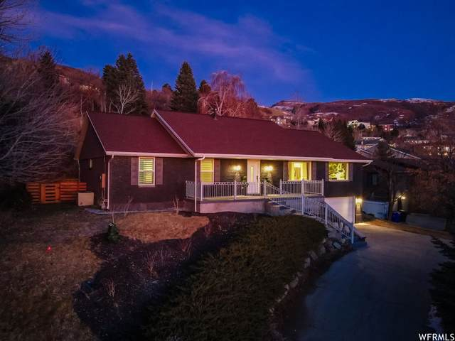 932 N Northridge E, Bountiful, UT 84010 (MLS #1724684) :: Summit Sotheby's International Realty