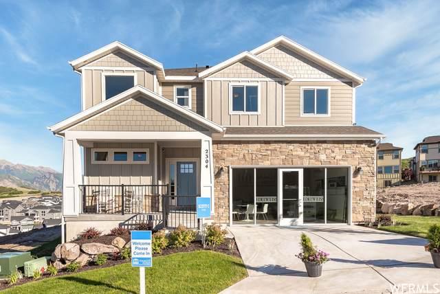 14674 S Alpine Peak Dr #502, Draper, UT 84020 (MLS #1724701) :: Lookout Real Estate Group