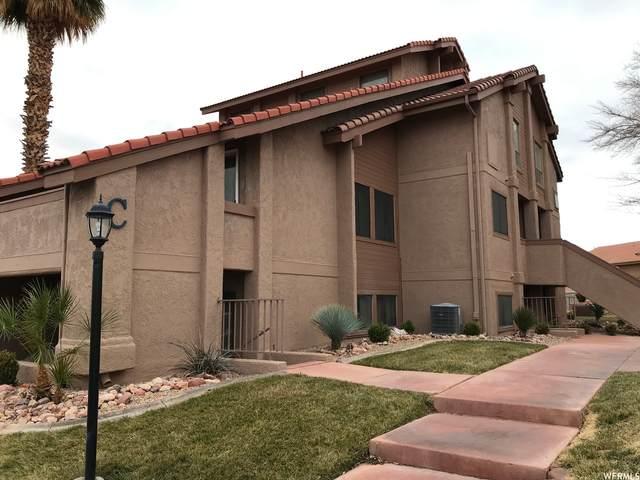 860 S Village Rd C3, St. George, UT 84770 (#1724768) :: Utah Dream Properties