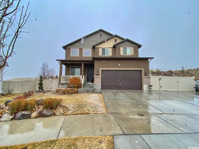 14341 S Dusty Meadow Cir, Herriman, UT 84096 (MLS #1724773) :: Summit Sotheby's International Realty