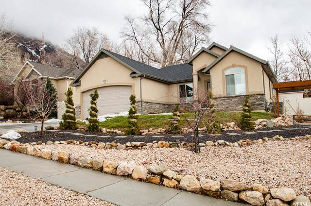 1101 E Bench View Dr, Ogden, UT 84404 (MLS #1724780) :: Summit Sotheby's International Realty