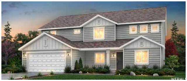 688 S Stone Creek Ln W #416, American Fork, UT 84003 (#1724785) :: Doxey Real Estate Group