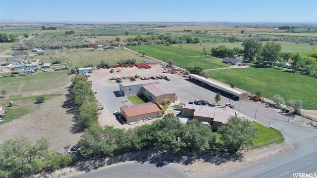 3843 S Hwy 40, Roosevelt, UT 84066 (MLS #1724790) :: Summit Sotheby's International Realty