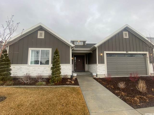 682 S 330 W #409, American Fork, UT 84003 (#1724800) :: Doxey Real Estate Group