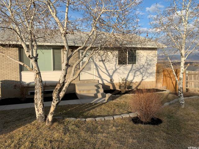 5456 S Westslope Dr, Salt Lake City, UT 84118 (MLS #1724817) :: Lawson Real Estate Team - Engel & Völkers