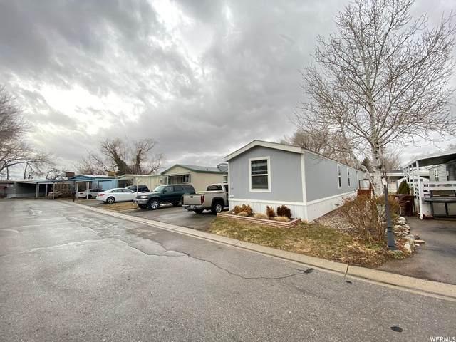 135 Guenevere St, North Salt Lake, UT 84054 (#1724819) :: Livingstone Brokers