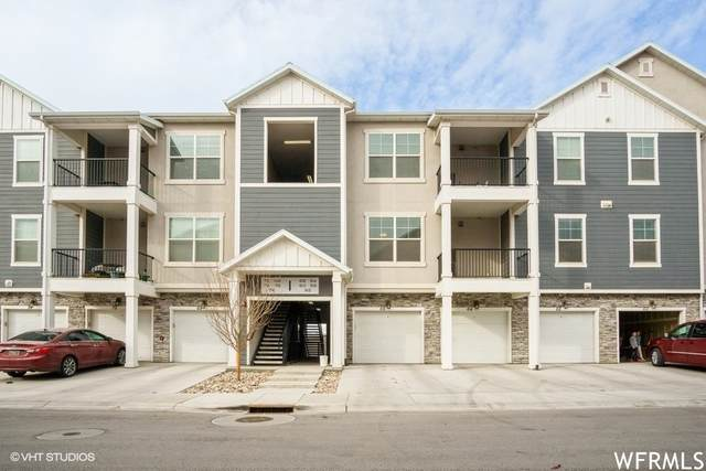 64 W Silver Springs Dr, Vineyard, UT 84058 (#1724882) :: Red Sign Team
