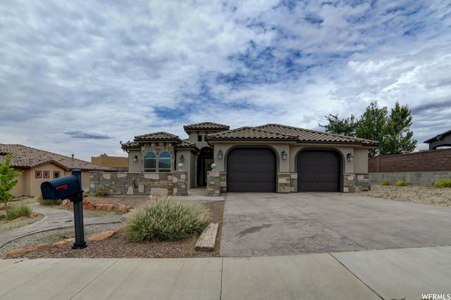 2239 S Salida Del Sol, Moab, UT 84532 (MLS #1724898) :: Summit Sotheby's International Realty