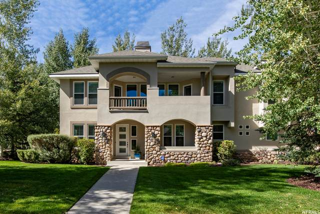 4433 N Sawmill Rd N, Park City, UT 84098 (MLS #1724902) :: High Country Properties