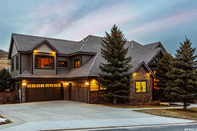 14832 S Vintage View Ln, Draper, UT 84020 (#1724945) :: The Lance Group