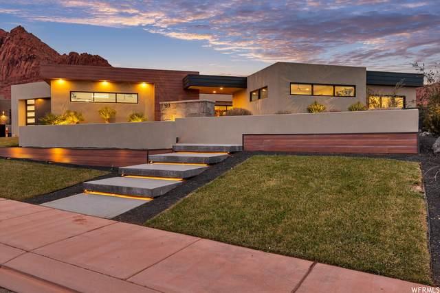 362 N Turtle Point Dr, Ivins, UT 84738 (#1724966) :: Utah Dream Properties