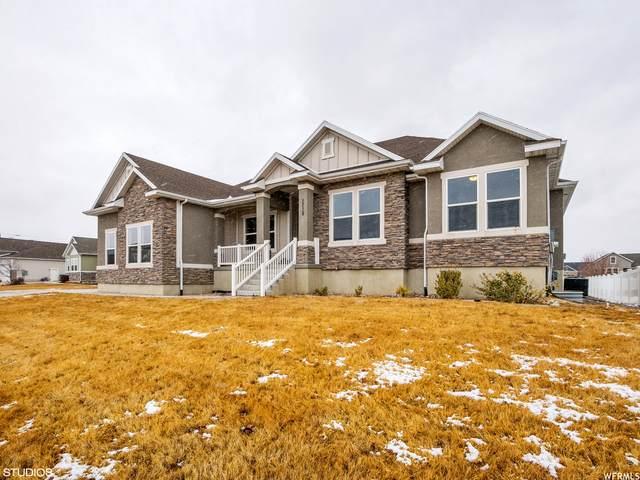 2228 W Thomas St, Lehi, UT 84043 (#1724968) :: Big Key Real Estate
