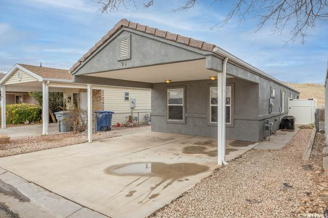 4400 W State St 9A, Hurricane, UT 84737 (#1724975) :: The Lance Group