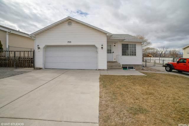 755 W Sunrise Ln S, Tooele, UT 84074 (MLS #1725011) :: Lawson Real Estate Team - Engel & Völkers