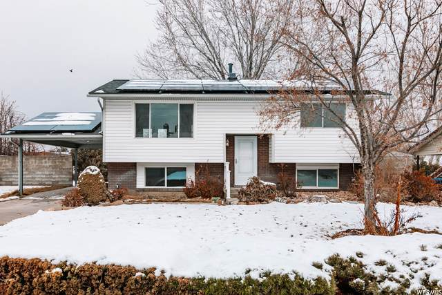 5250 W Woodash Cir, West Valley City, UT 84120 (MLS #1725026) :: Summit Sotheby's International Realty