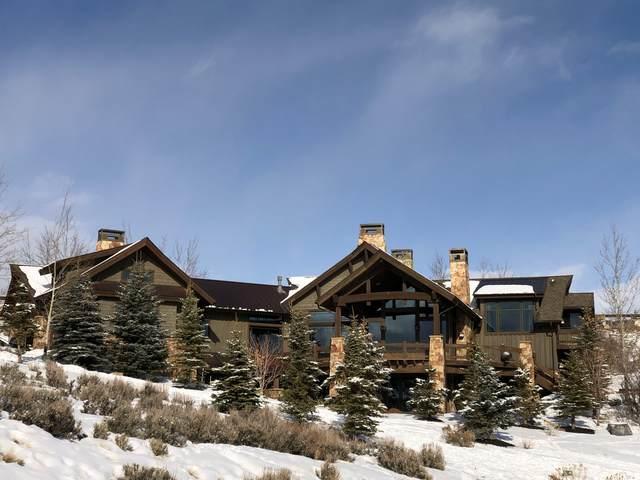 7978 N Promontory Ranch Rd, Park City, UT 84098 (#1725035) :: Utah Dream Properties