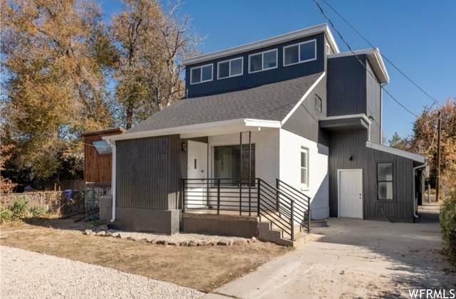 3103 S 1000 E, Salt Lake City, UT 84106 (#1725040) :: goBE Realty
