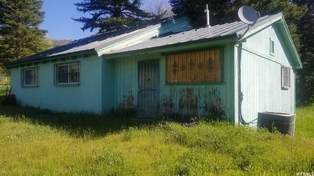 6823 N Northfork Rd W, Liberty, UT 84310 (#1725047) :: Livingstone Brokers