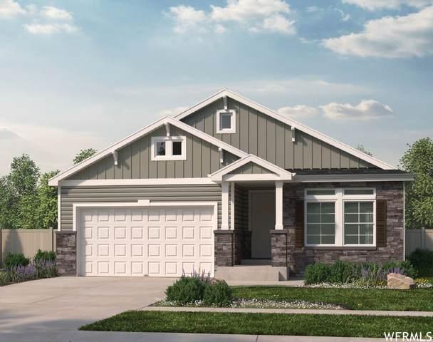 294 S Hayes Ln #209, Saratoga Springs, UT 84045 (MLS #1725048) :: Lawson Real Estate Team - Engel & Völkers