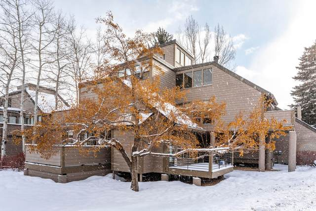 1700 Three Kings Dr #192, Park City, UT 84060 (#1725063) :: Big Key Real Estate