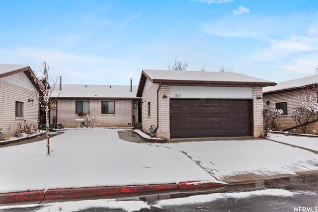 501 W 75 N, Orem, UT 84057 (MLS #1725070) :: Summit Sotheby's International Realty