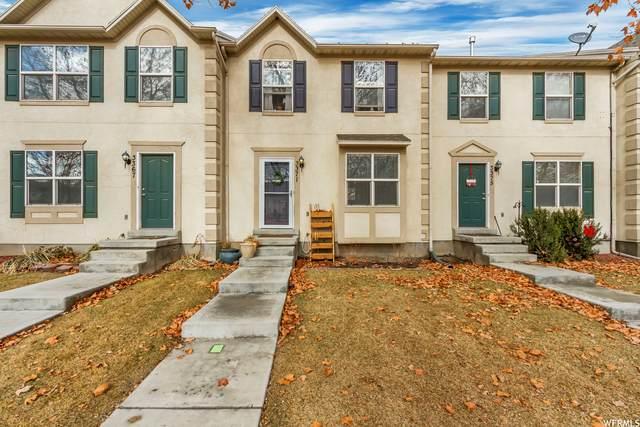 3371 E Peregrine Rd, Eagle Mountain, UT 84005 (#1725157) :: Big Key Real Estate