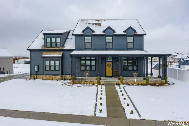 581 N 1450 W, Lehi, UT 84043 (MLS #1725174) :: Summit Sotheby's International Realty