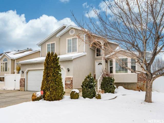 5774 W Dawn Vista Rd S, West Jordan, UT 84081 (#1725195) :: Big Key Real Estate