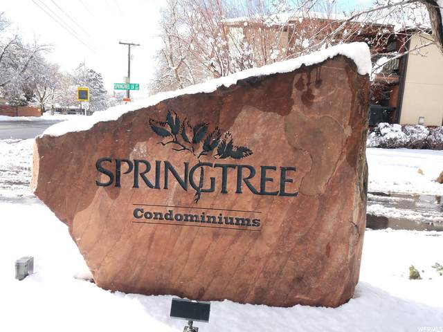 5500 S Springtree Ln G, Salt Lake City, UT 84107 (MLS #1725201) :: Summit Sotheby's International Realty