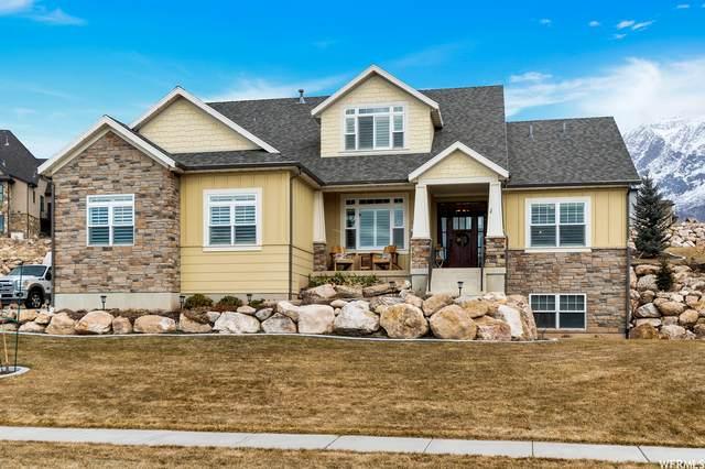 1130 W Fawn Dr, Pleasant View, UT 84414 (#1725208) :: Utah Dream Properties