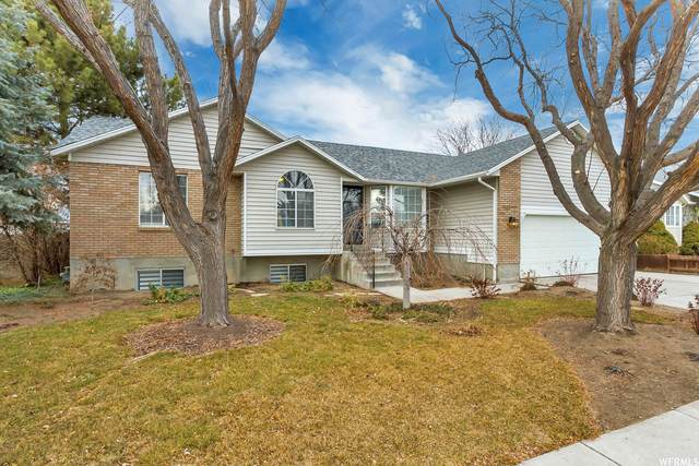 1064 W Buckskin Ln S, West Jordan, UT 84088 (#1725246) :: Powder Mountain Realty