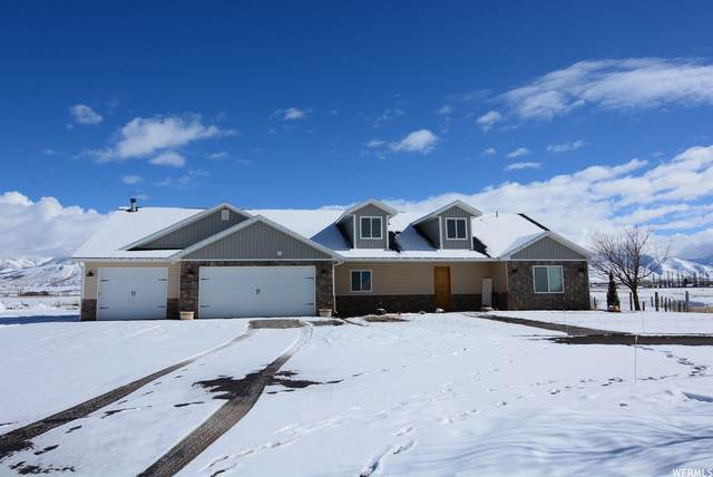 6890 N 1600 W, Smithfield, UT 84335 (#1725267) :: Powder Mountain Realty