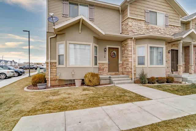 490 E 700 S #518, Clearfield, UT 84015 (MLS #1725282) :: Lawson Real Estate Team - Engel & Völkers